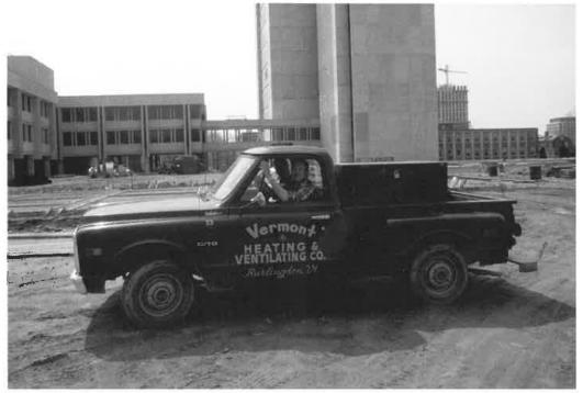 vhv old truck