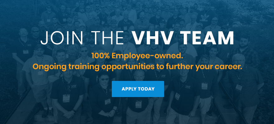 join the vhv team - apply today